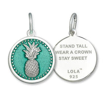 Load image into Gallery viewer, LOLA Pineapple Pendant