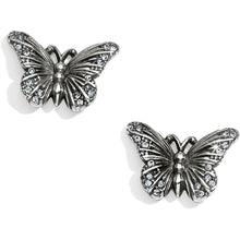 Load image into Gallery viewer, Solstice Butterfly Post Earrings
