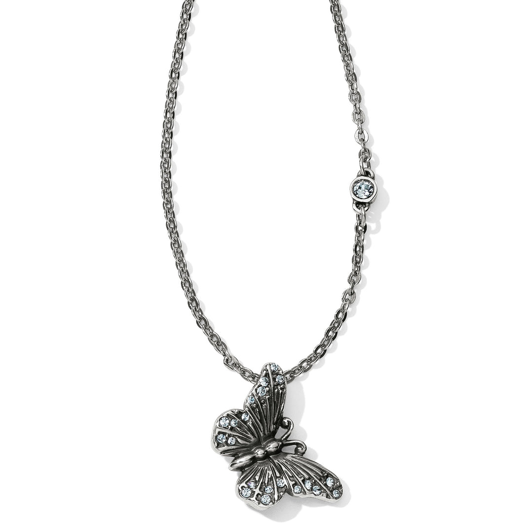 Solstice Butterfly Necklace
