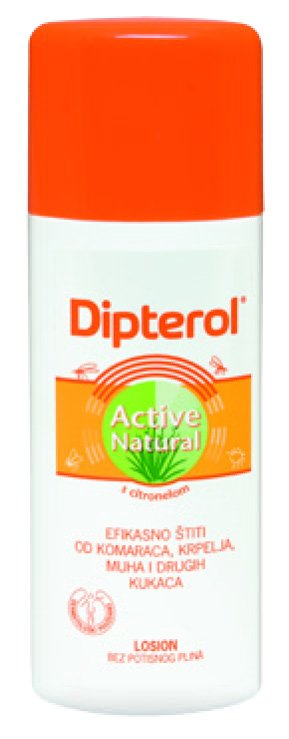 dub>Dipterol lotion for mosquitos