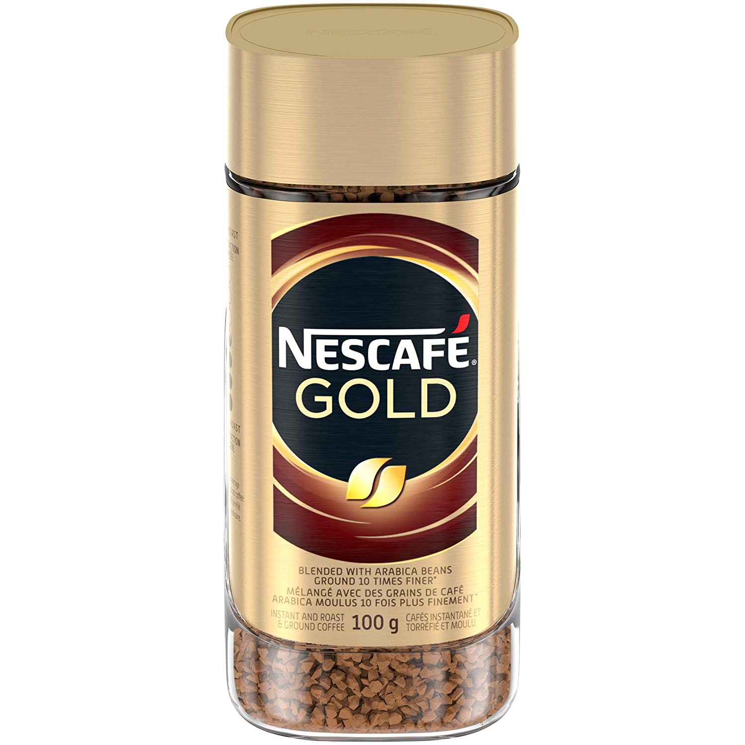 aga>Nescafe Instant Coffee Gold 100g