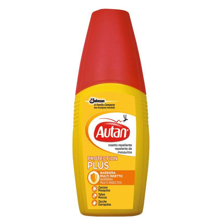 aga>Insect Repellent for body Autan 100ml