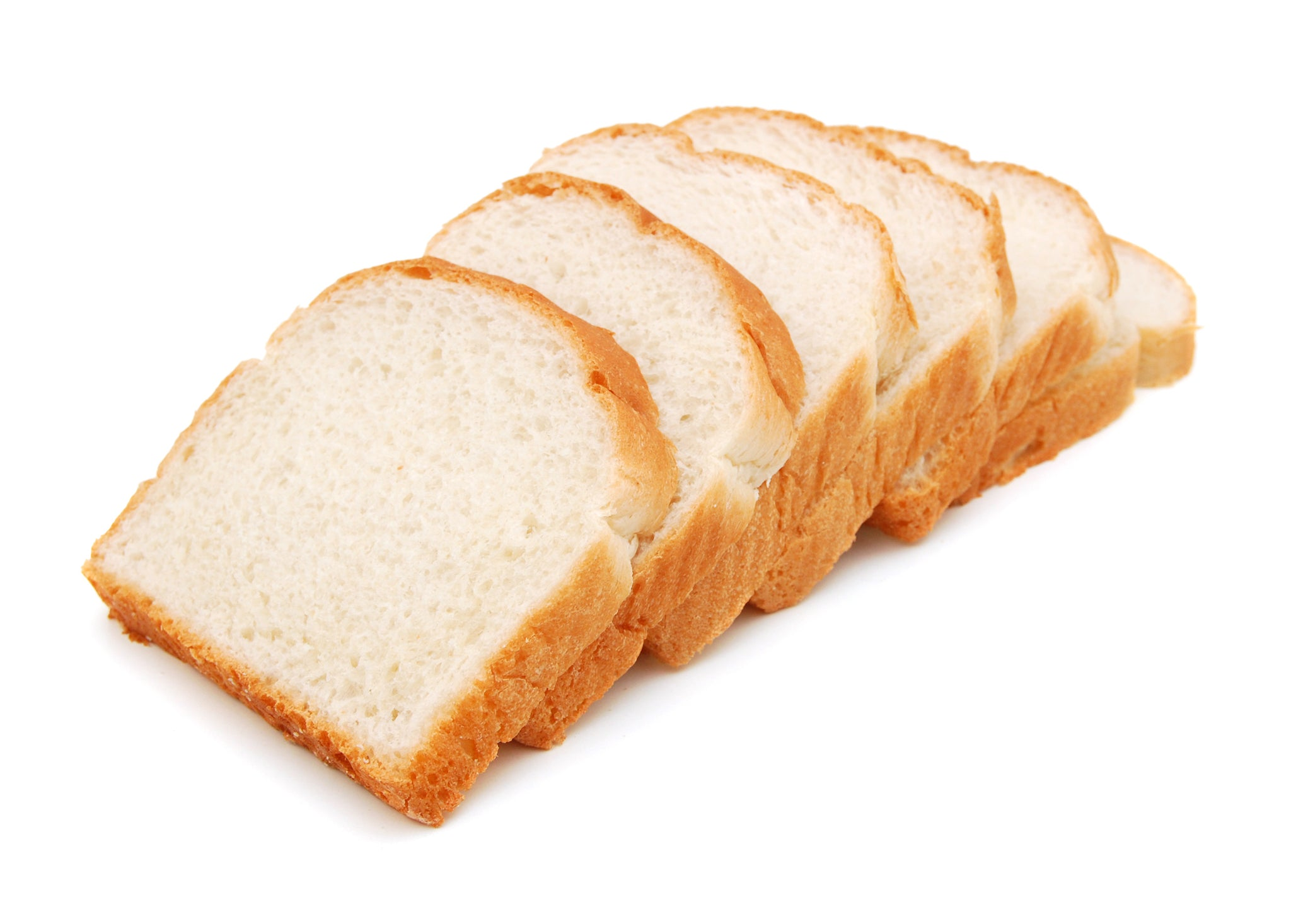 stm>White Bread, sliced, fresh