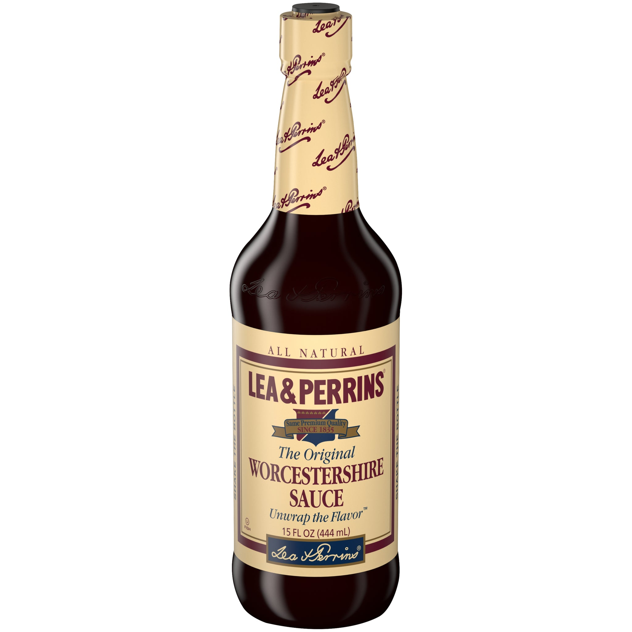 stm>Lea & Perrins Worcestershire Sauce 10oz, 296ml