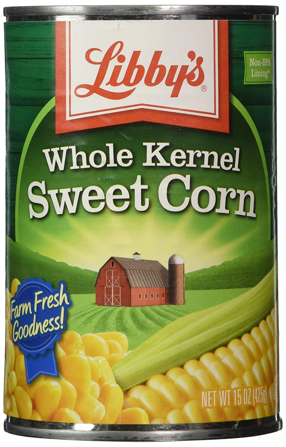 stm>Libby's Corn, Canned 411gr, 14.5oz
