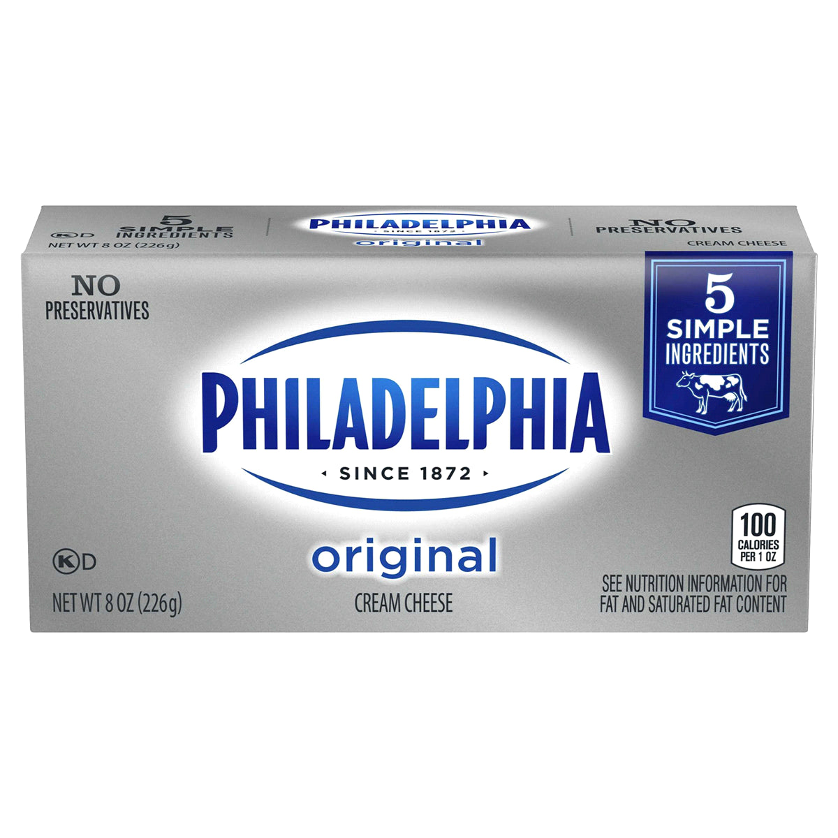 stm>Philadelphia Cream Cheese 226gr