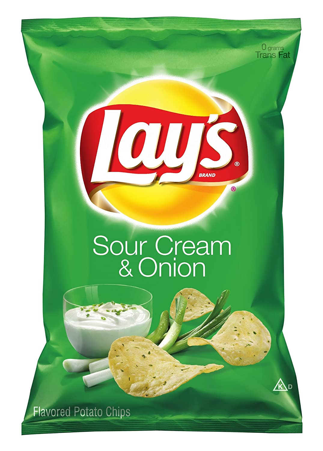 stm>Lays Sour Cream & Onion Chips 184gr, 6.5oz