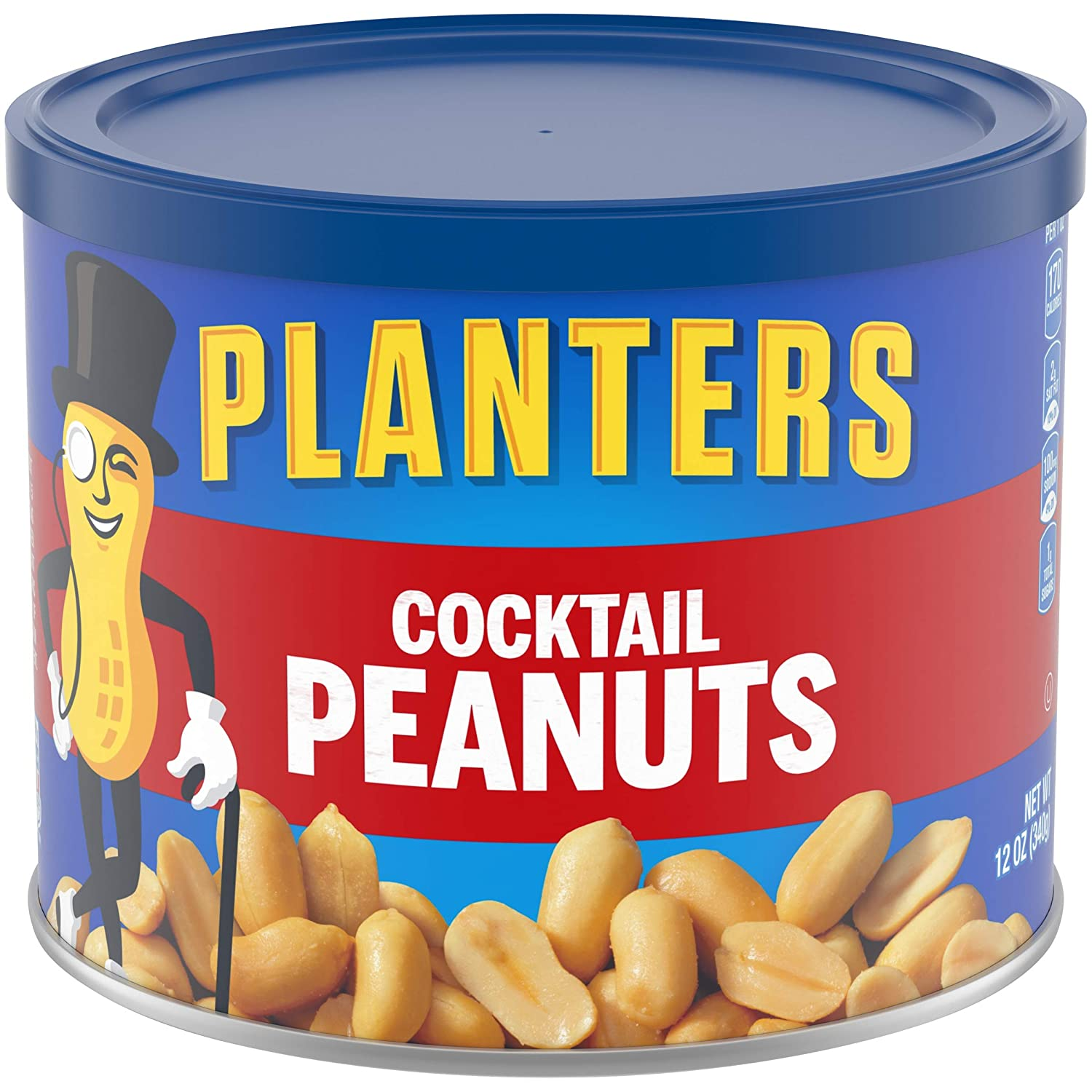 stm>Planters Cocktail Peanuts 292gr,  10.3oz