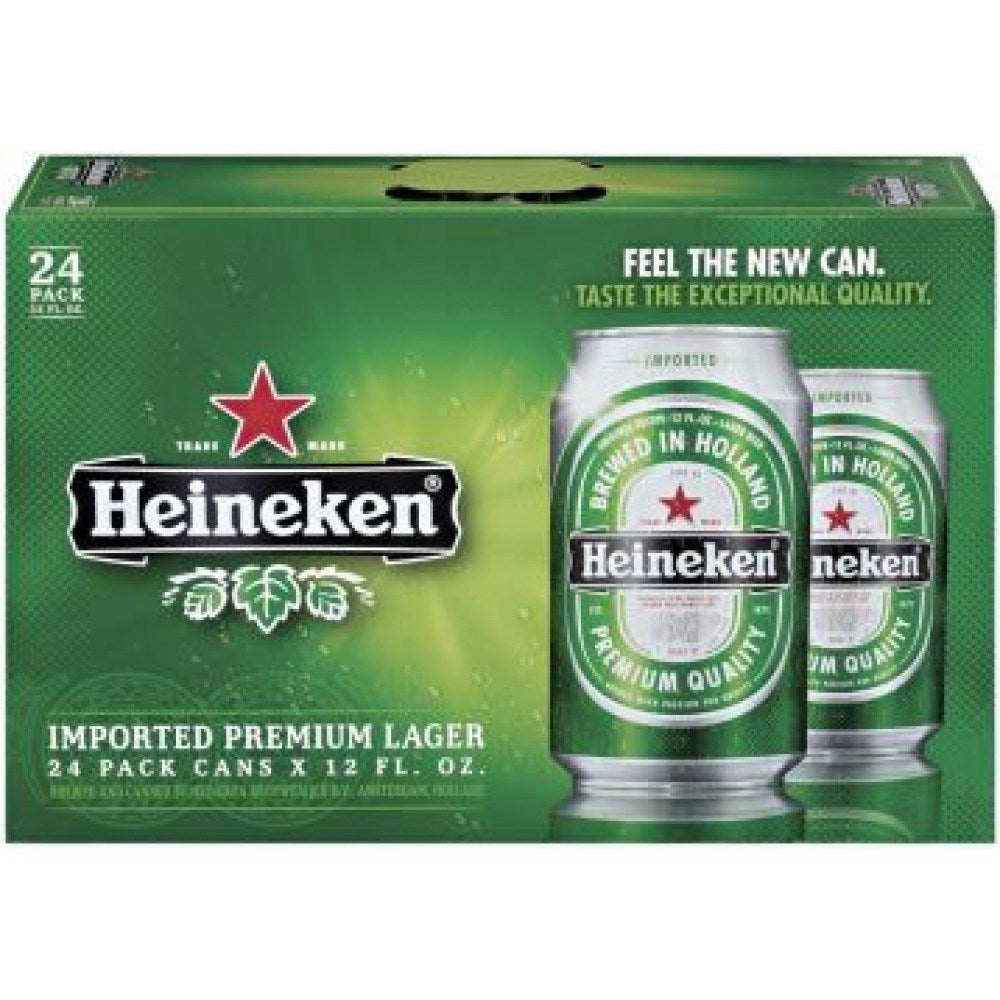 stm>Heineken Beer, 24 pack 25cl