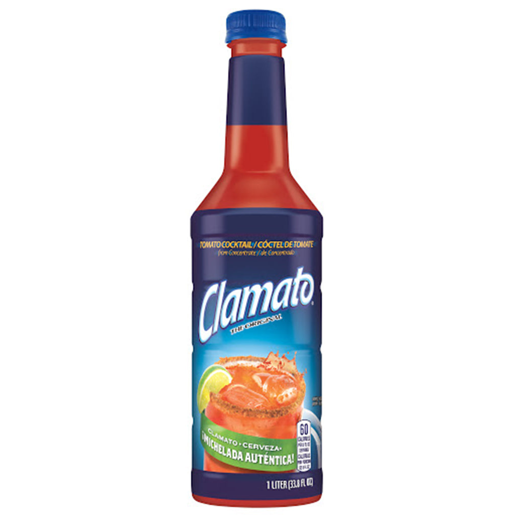stm>Clamato Bloody Mary Mix 32oz, 1 ltr