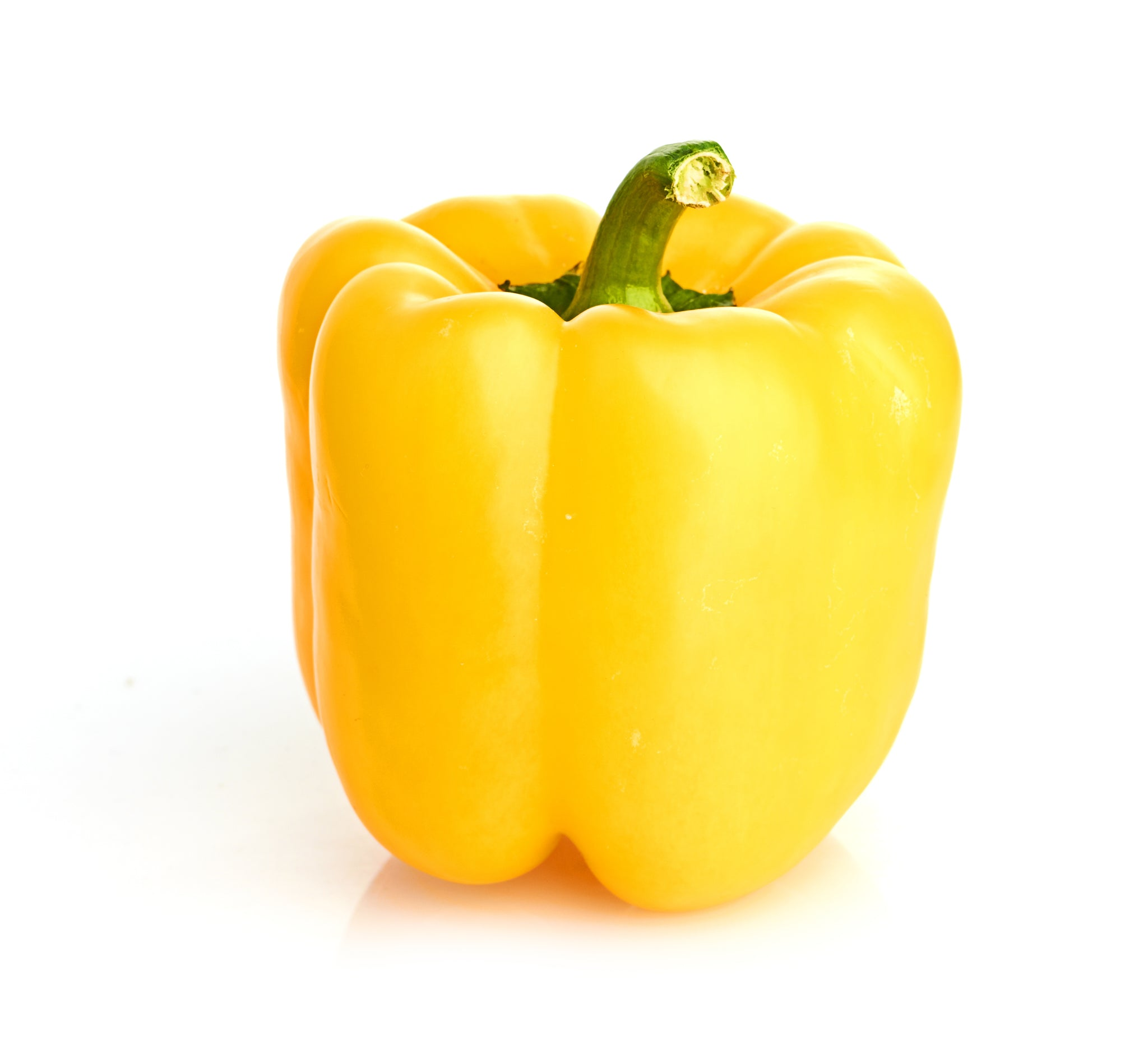 stl>Pepper, Yellow (1 pepper)