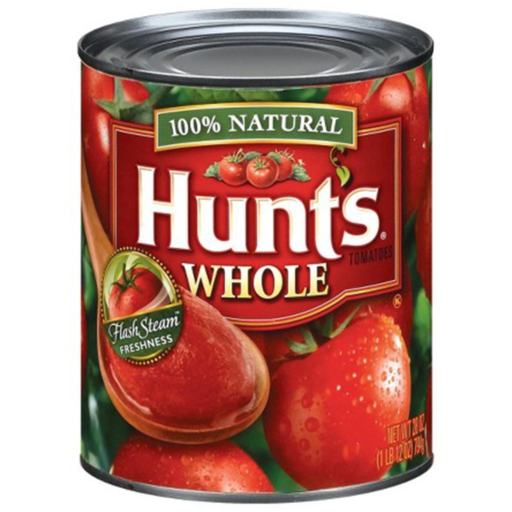 stl>Hunt's Canned Whole Tomatoes - 1 can - 14oz