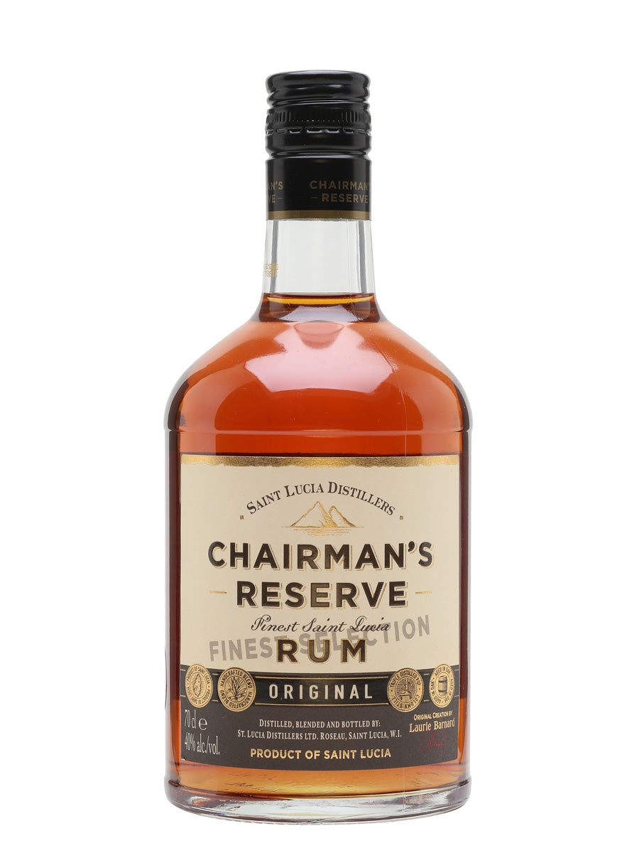 stl>Chairmans Rum 750ml