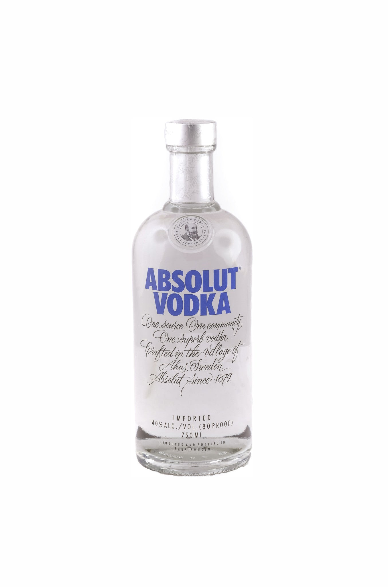 stl>Absolut Vodka - 750 ml