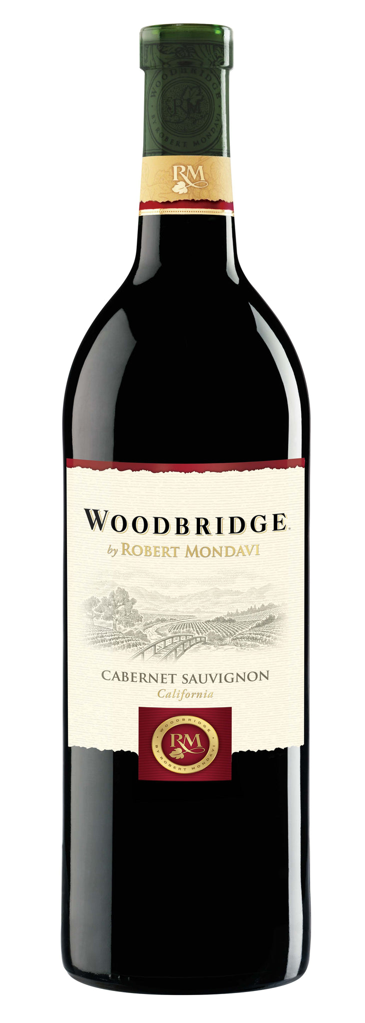 stl>Cabernet Savignon Wood Bridge - 750ml