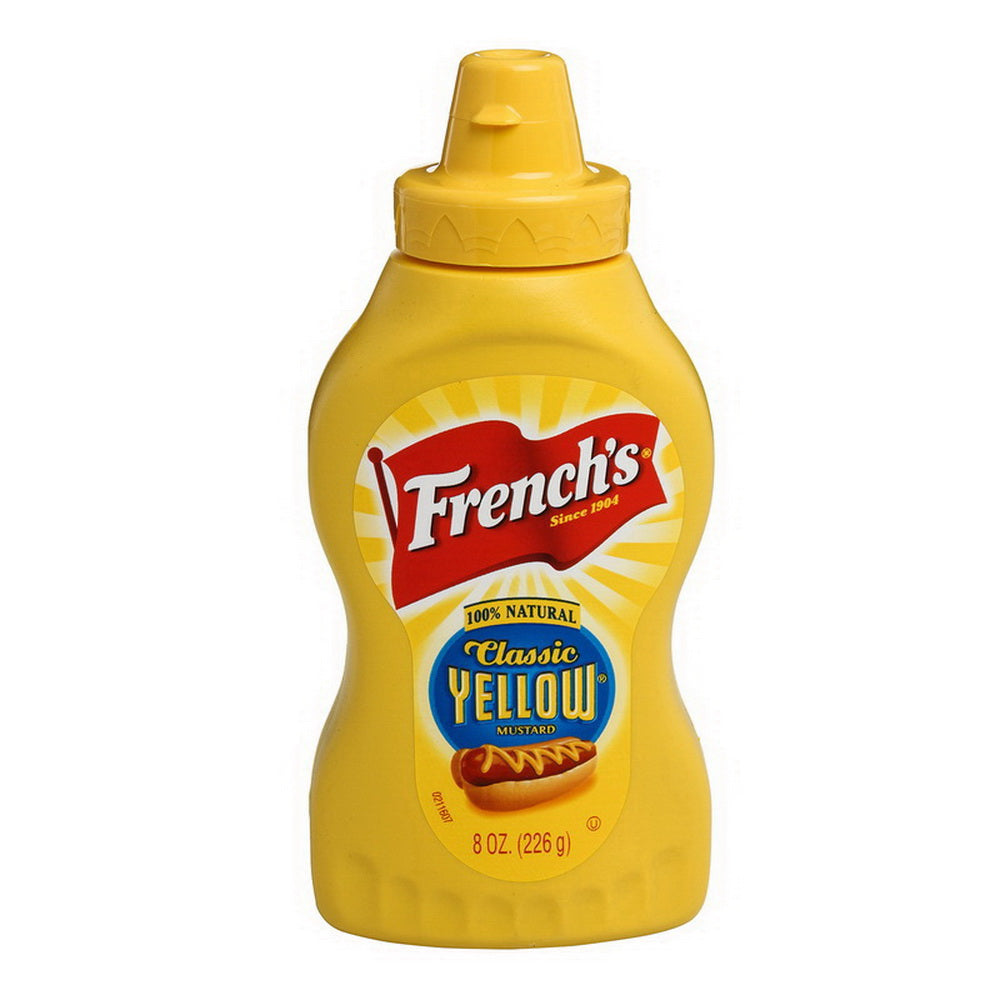 gre>French's Classic Yellow Mustard - 8oz