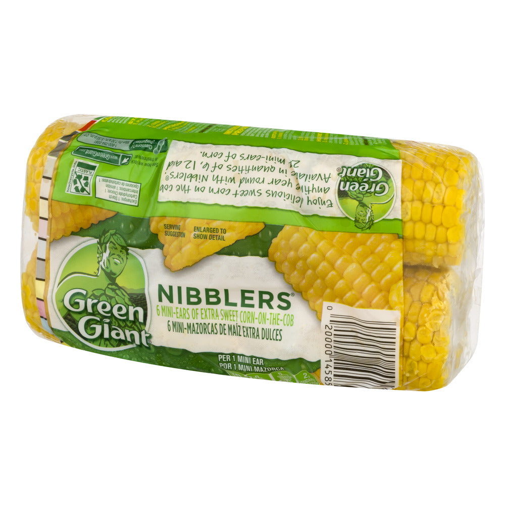 gre>Green Giant Corn On The Cob - Frozen - 6 in packet