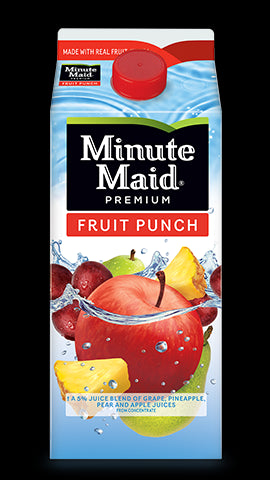 gre>Minute Maid Fruit Punch - 59 oz