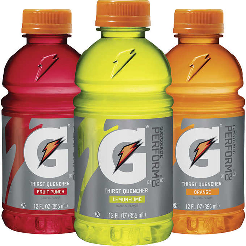 gre>Gatorade - Assorted flavors -12oz
