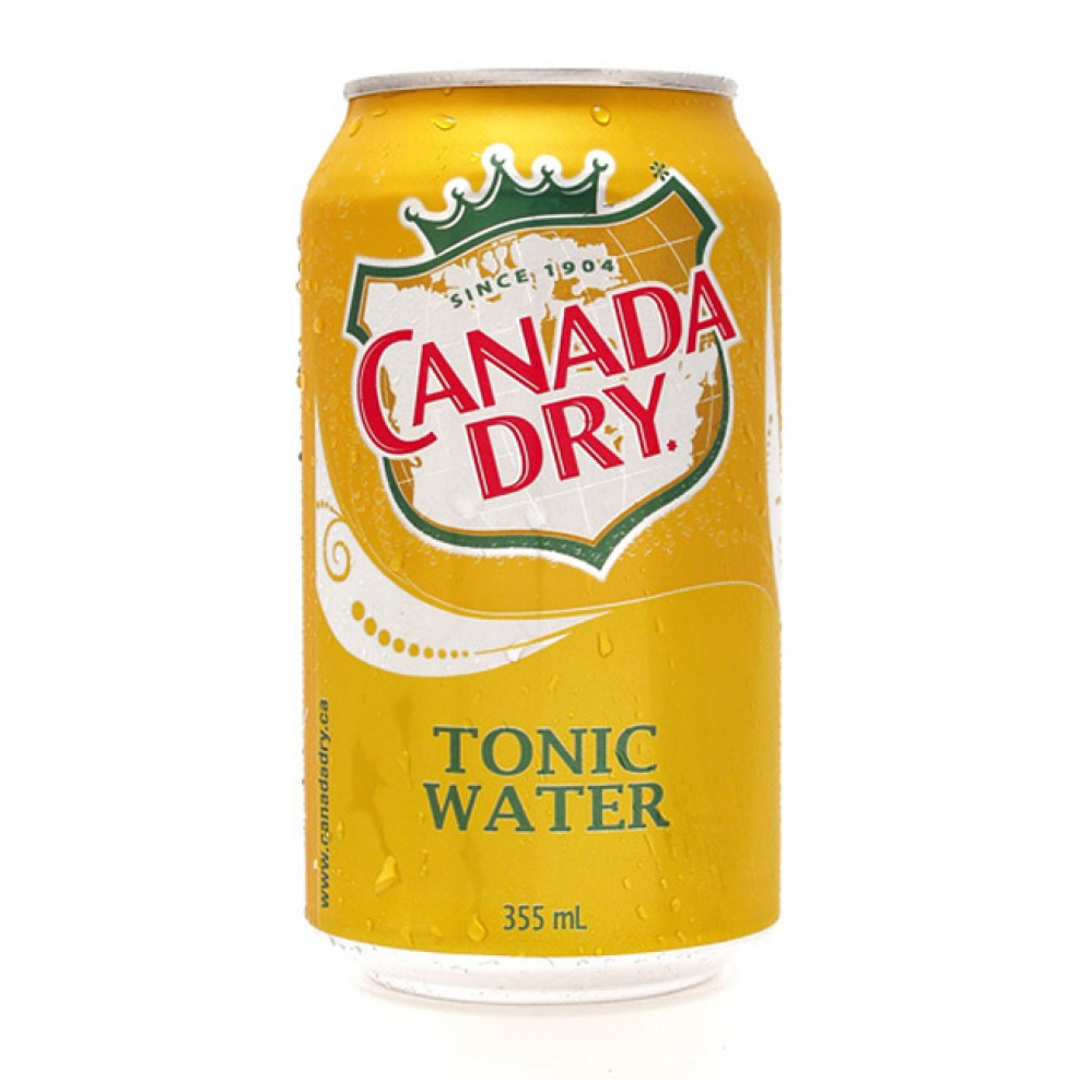 gre>Canada Dry Tonic Water - 24 Pack cans