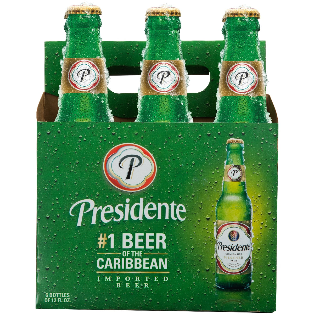 gre>Presidente - Bottles 6 pack