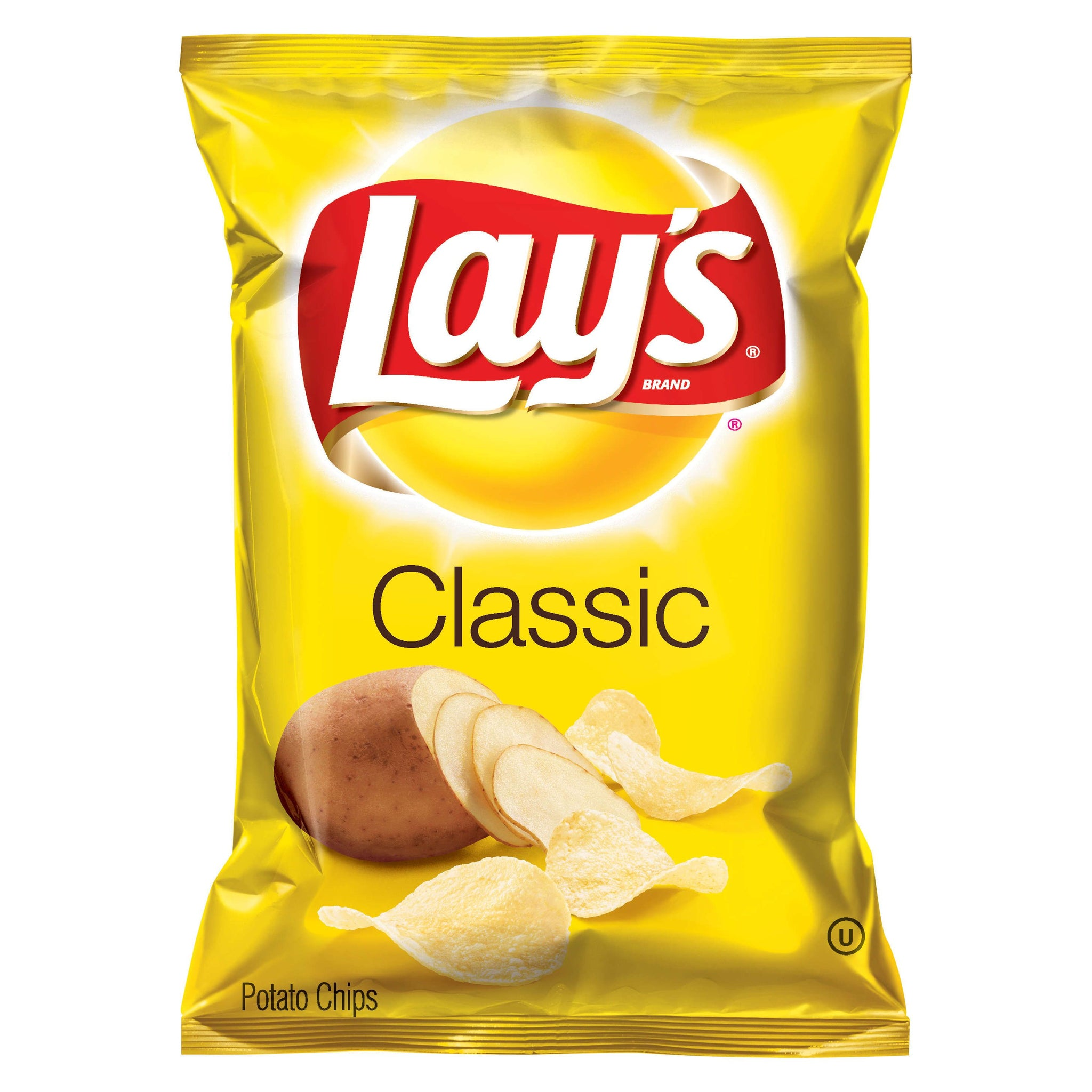 gre>Lays Classic Chips - 6.5 0z