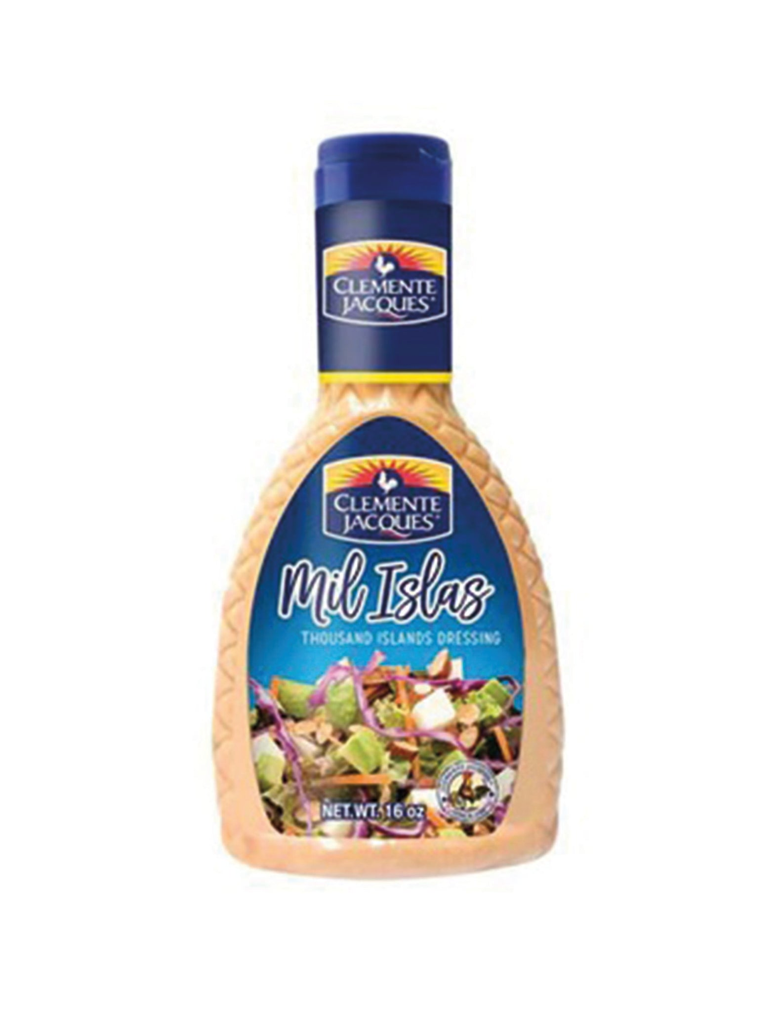 bel>Clement Jacques Salad Dressing Thousand Isle