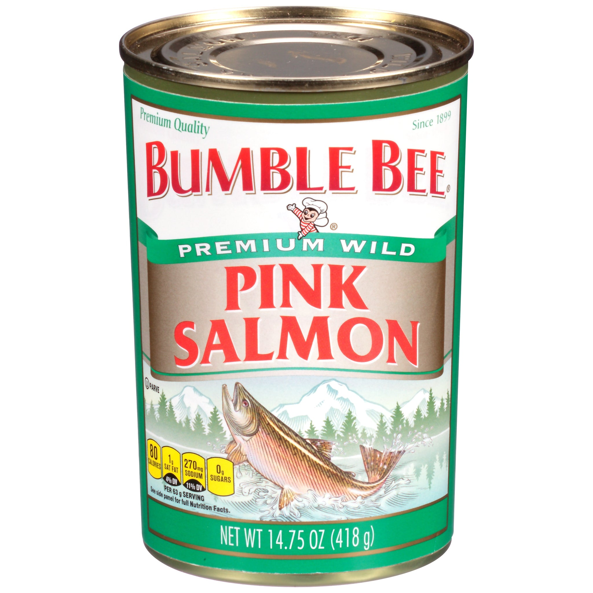 bel>Bumble Bee Salmon