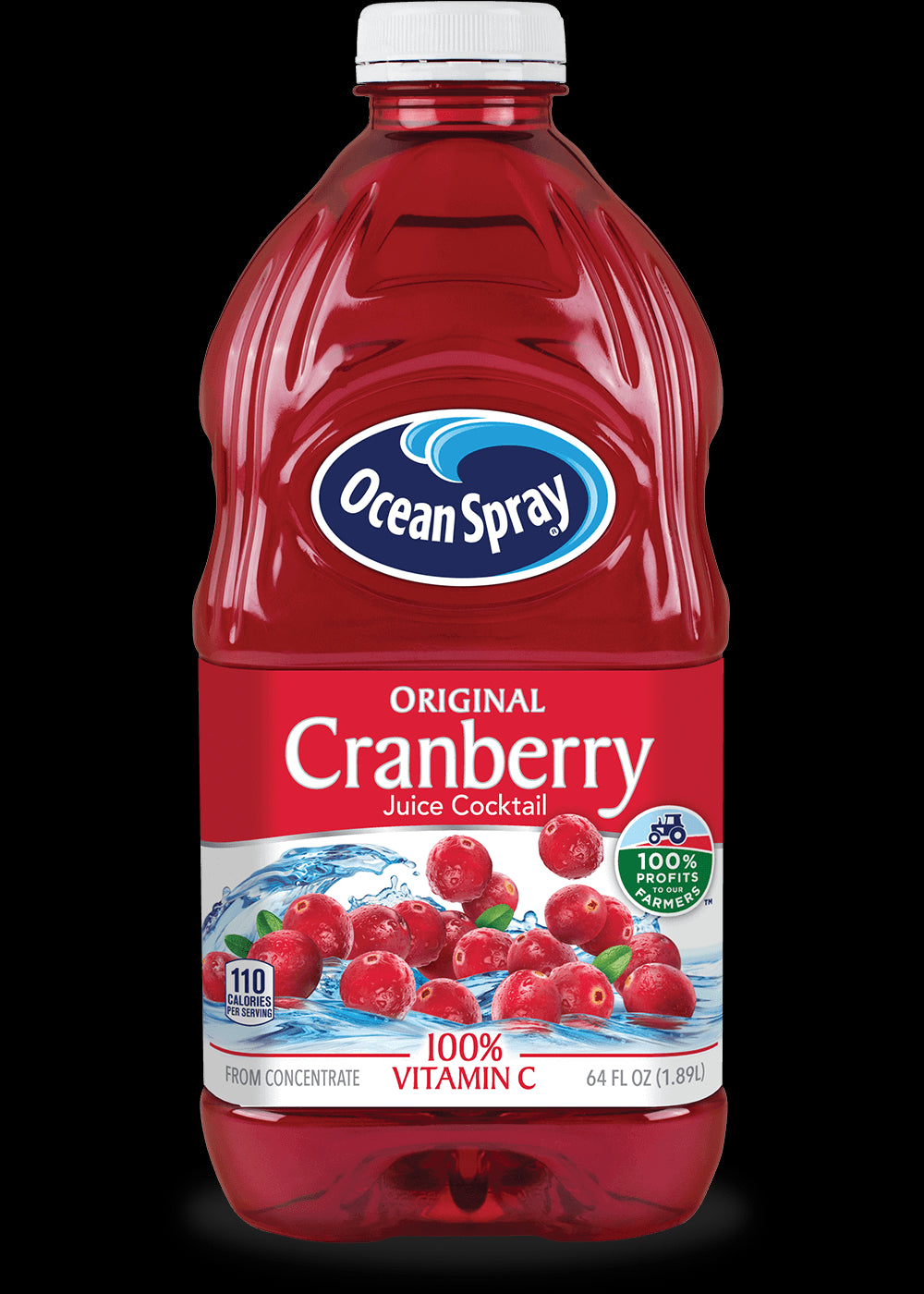 bel>Ocean Spray Cranberry Juice