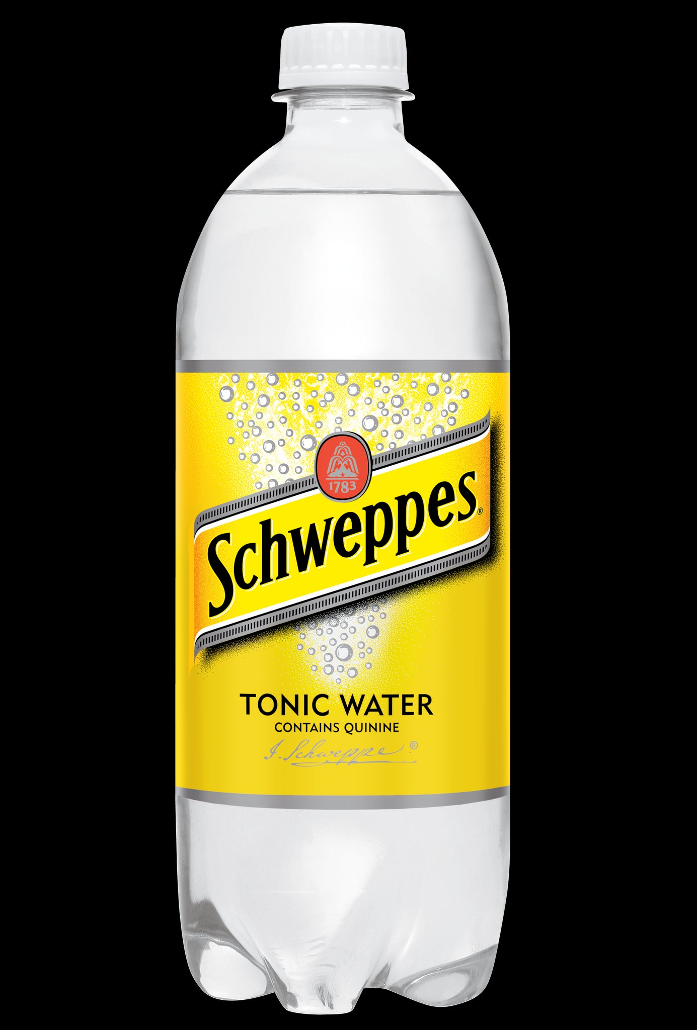 bel>Schweppes Tonic Water, Case of 24