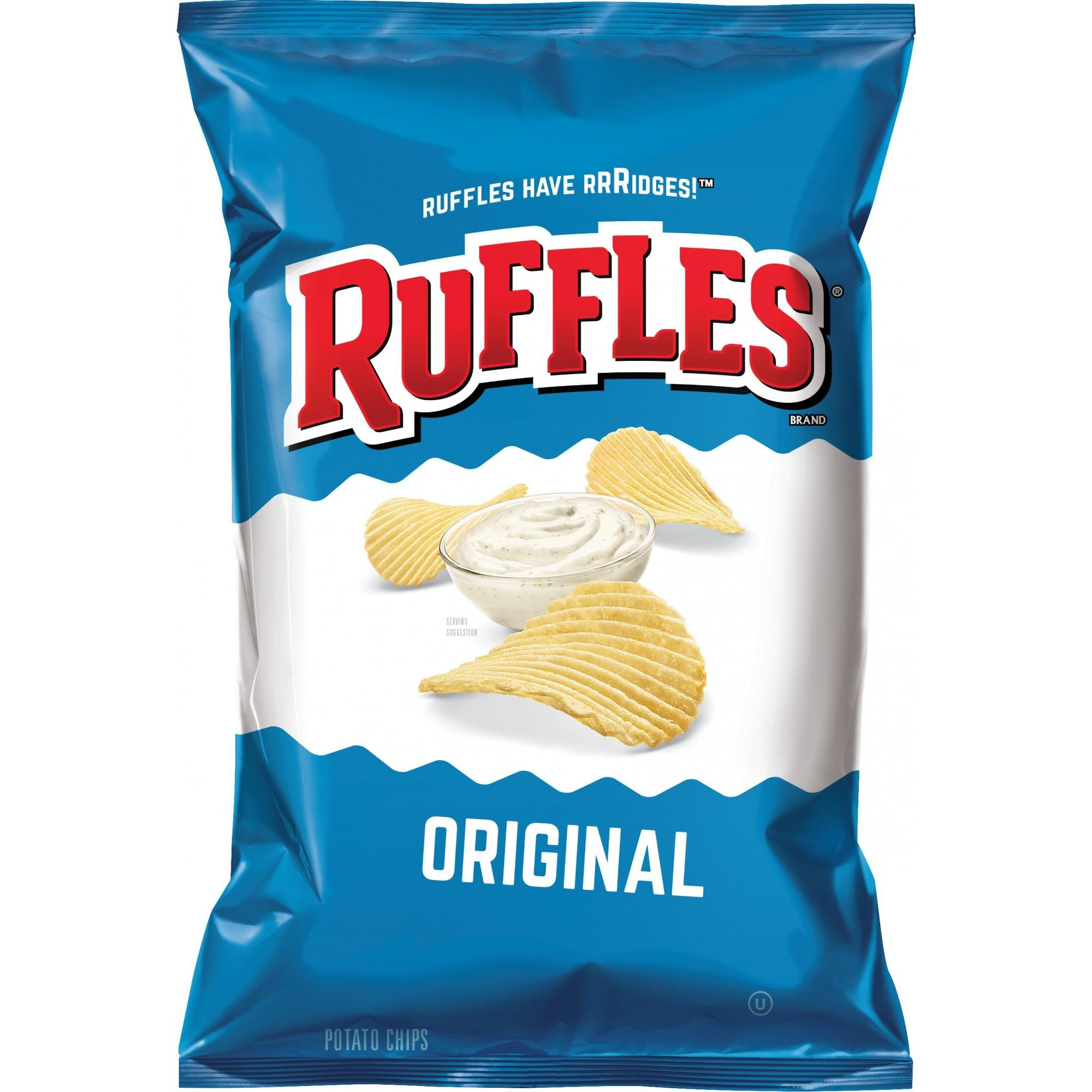 bel>Ruffles Original Chips