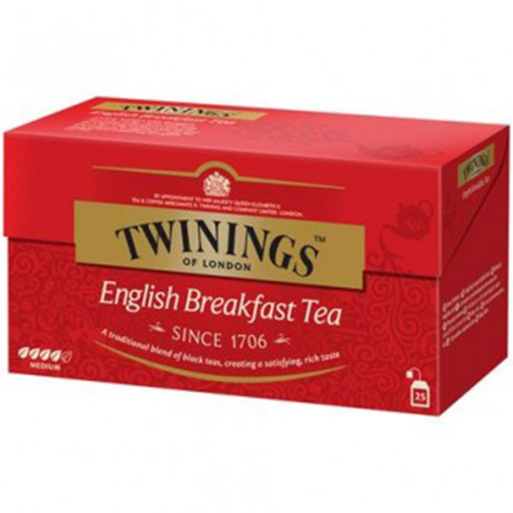 dub>Twinings English breakfast tea