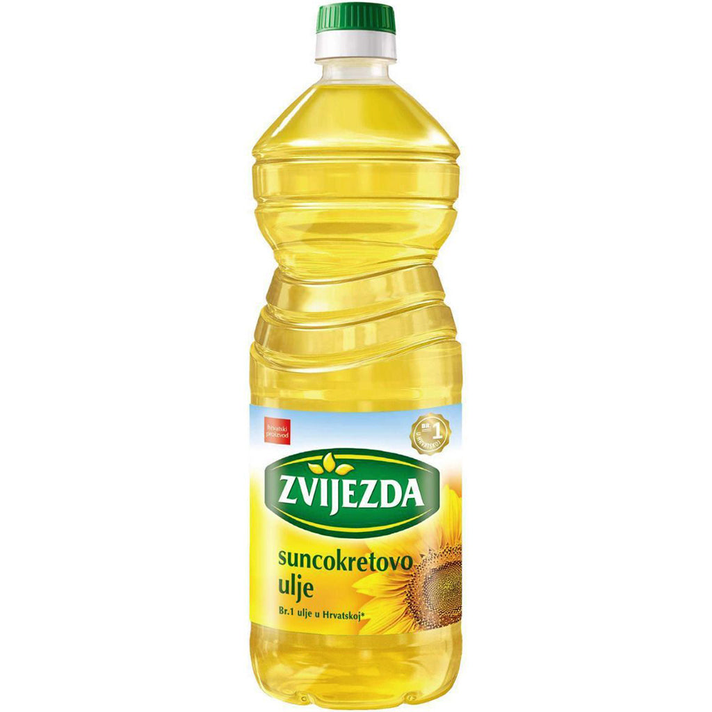 dub>Zvijezda Sunflower oil
