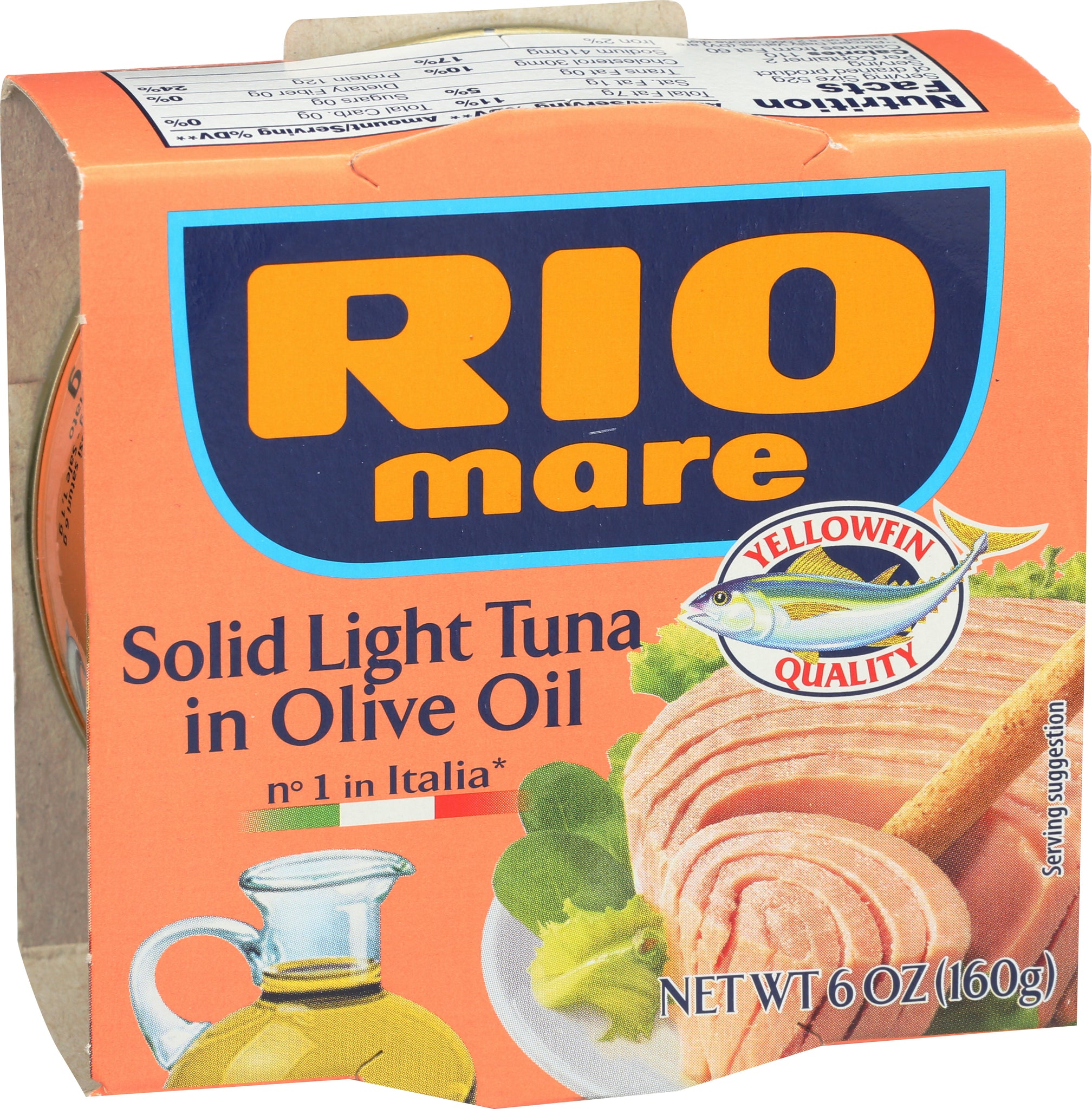 dub>Rio Mare Tuna in olive oil, 160g