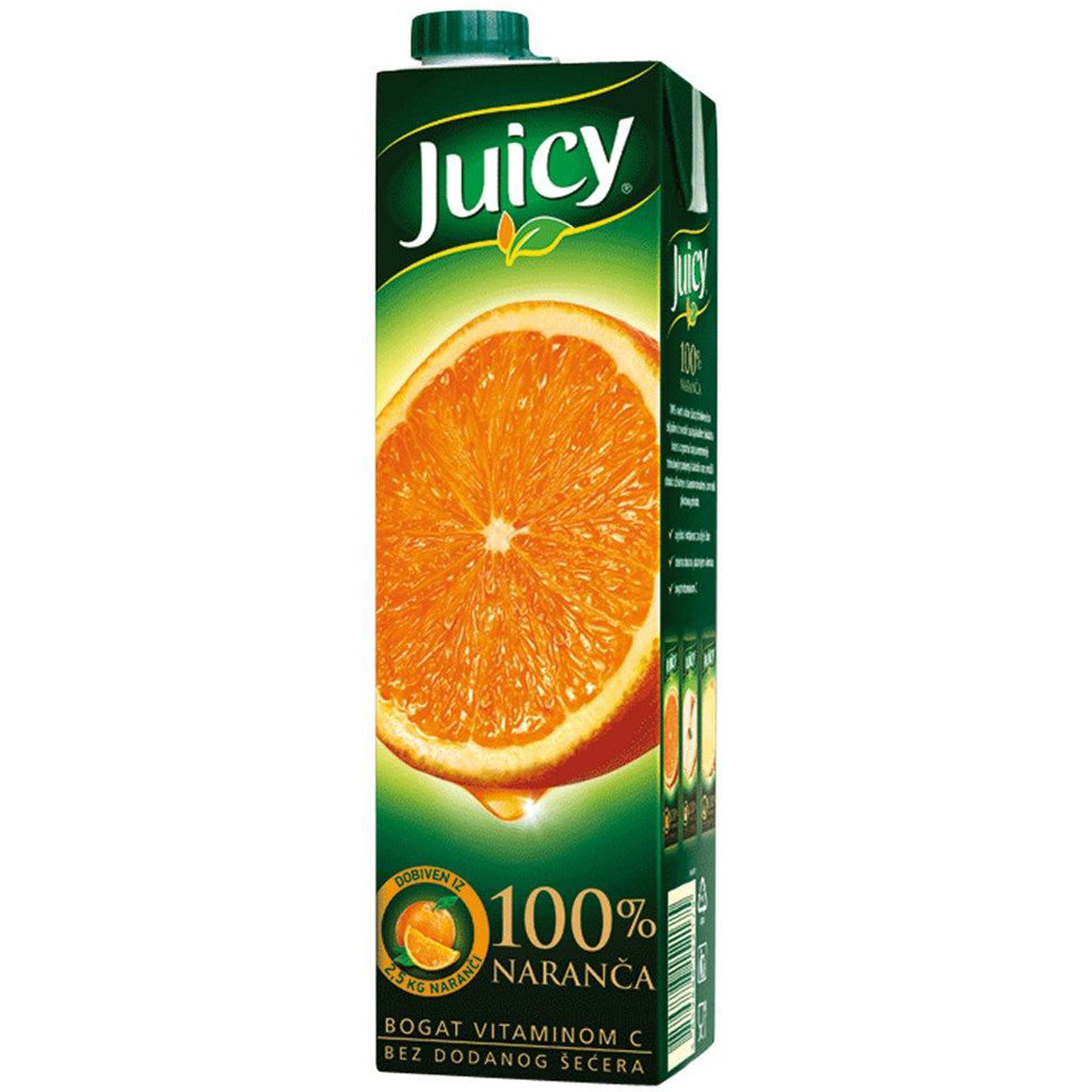 dub>Juicy Orange juice, 1 l