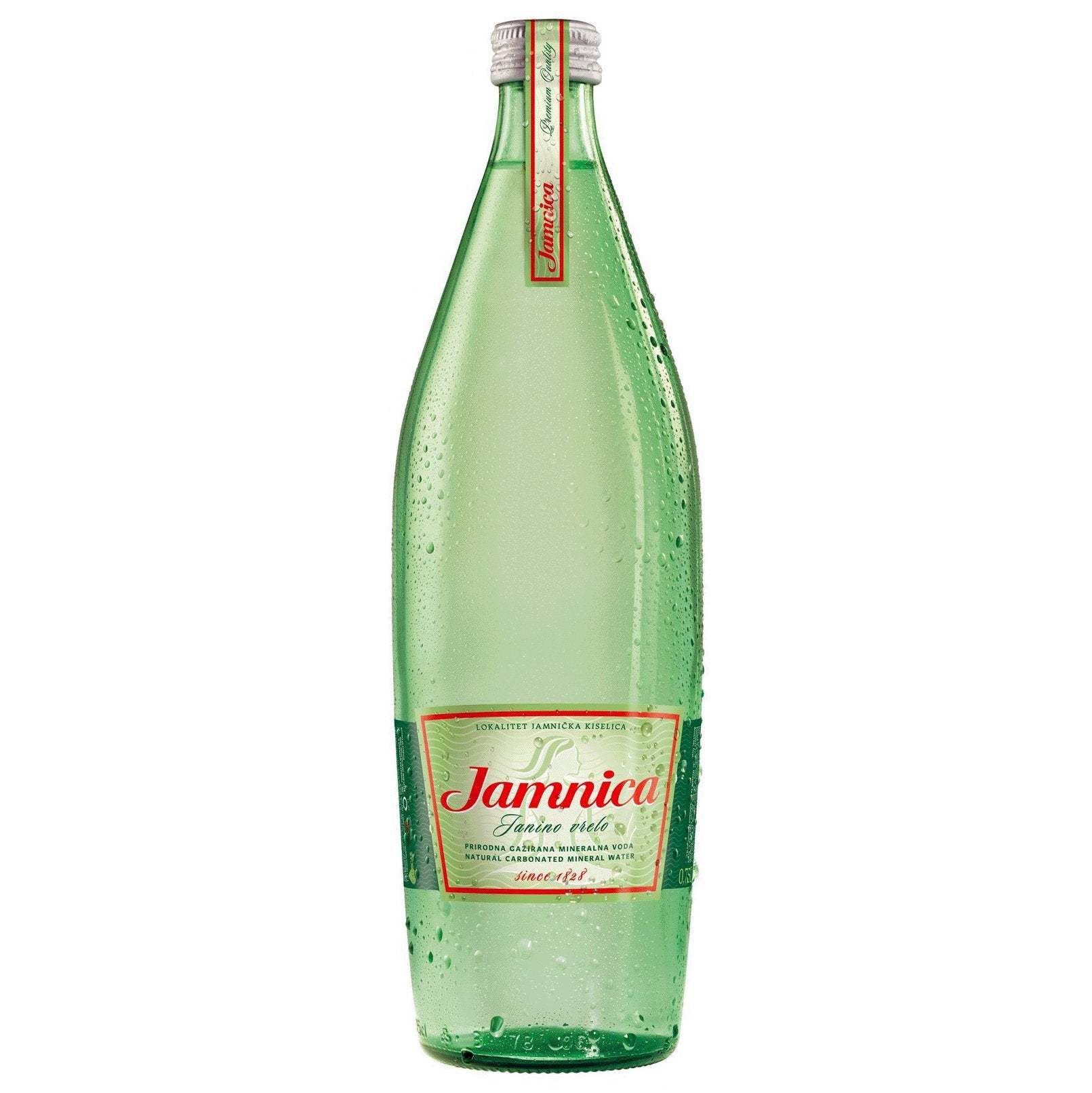 dub>Jamnica Carbonated natural water, 1 l