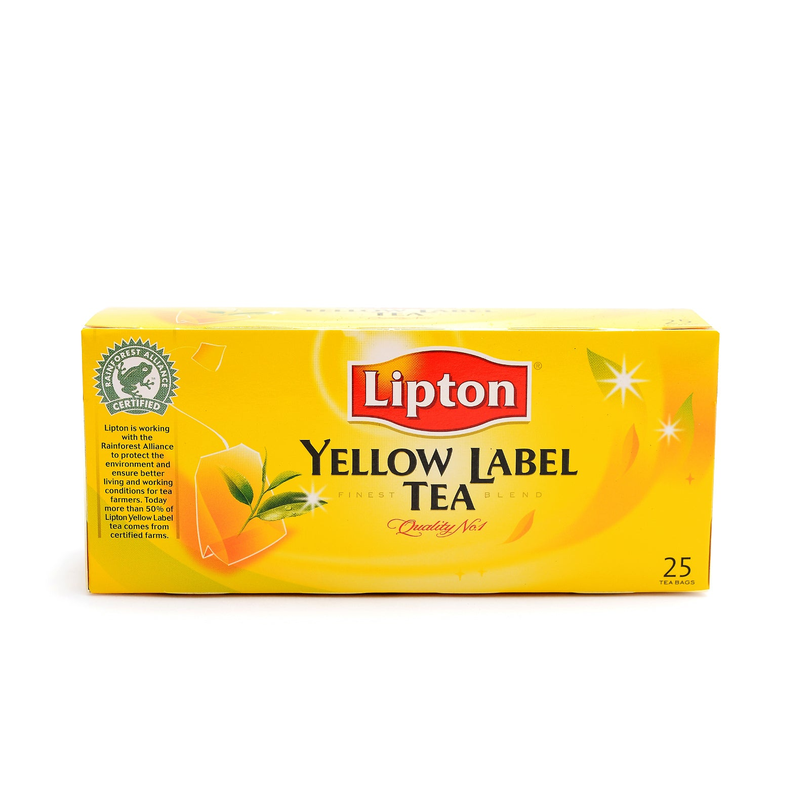 tah>Lipton Yellow Label Tea 25 units