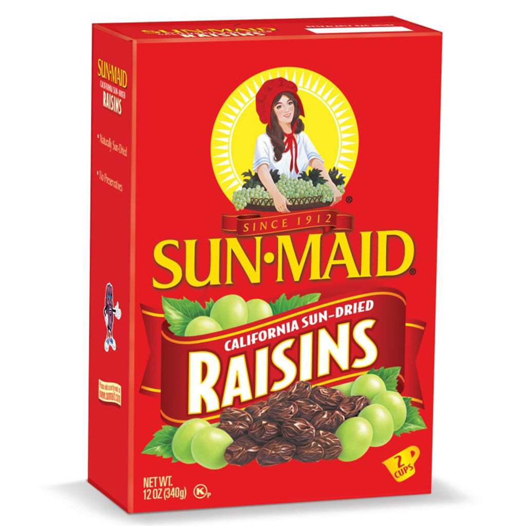 tah>Sun Maid Dried Raisins (312g)