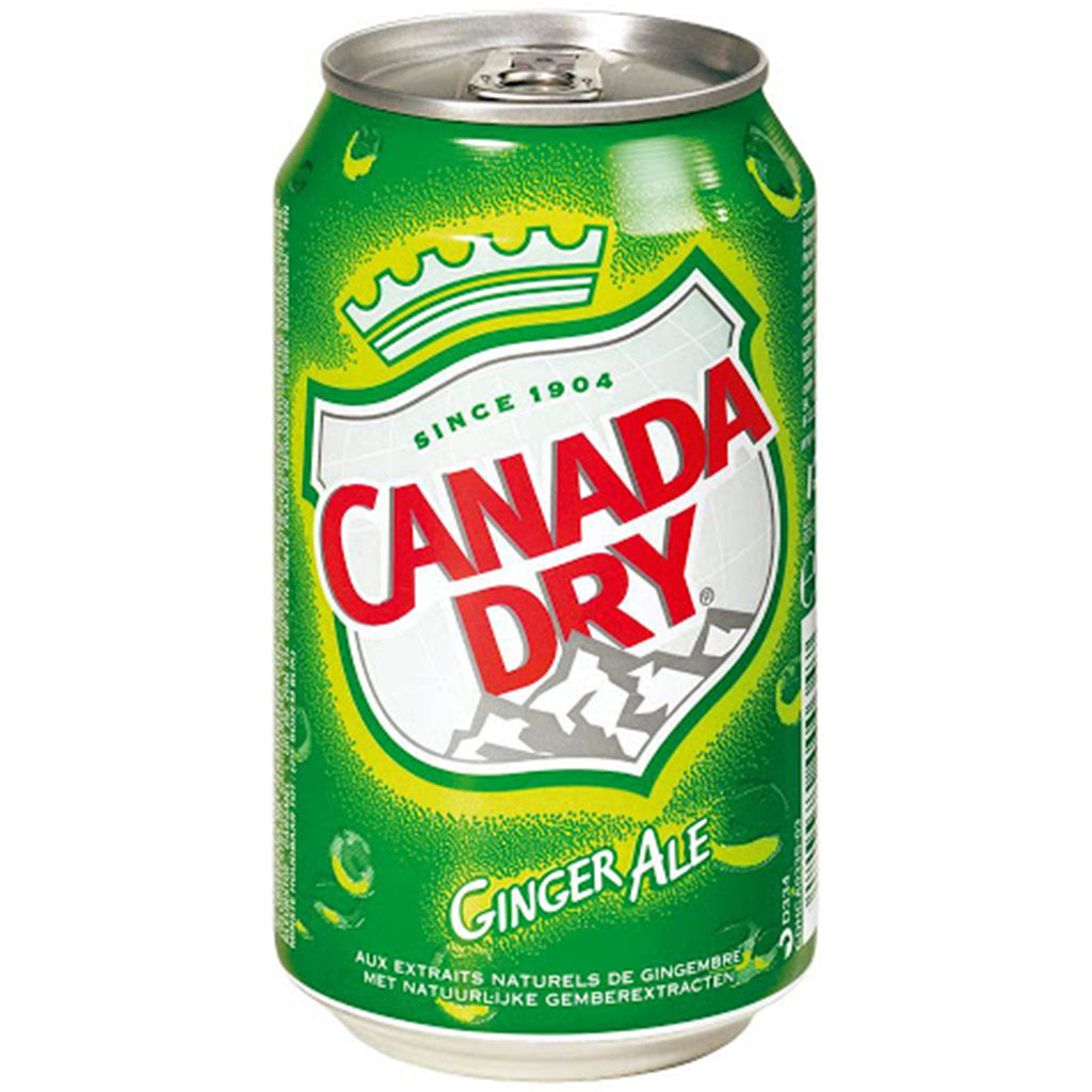 tah>Canada Dry 33cl can