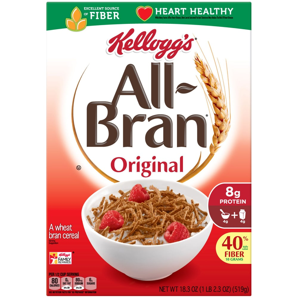 sey>Kellogg's All Bran Flakes, 375g