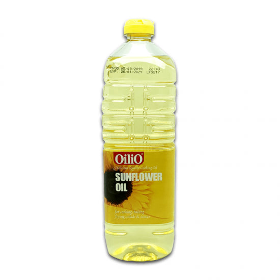 sey>Oilio Cooking Oil (sunflower), 750ml