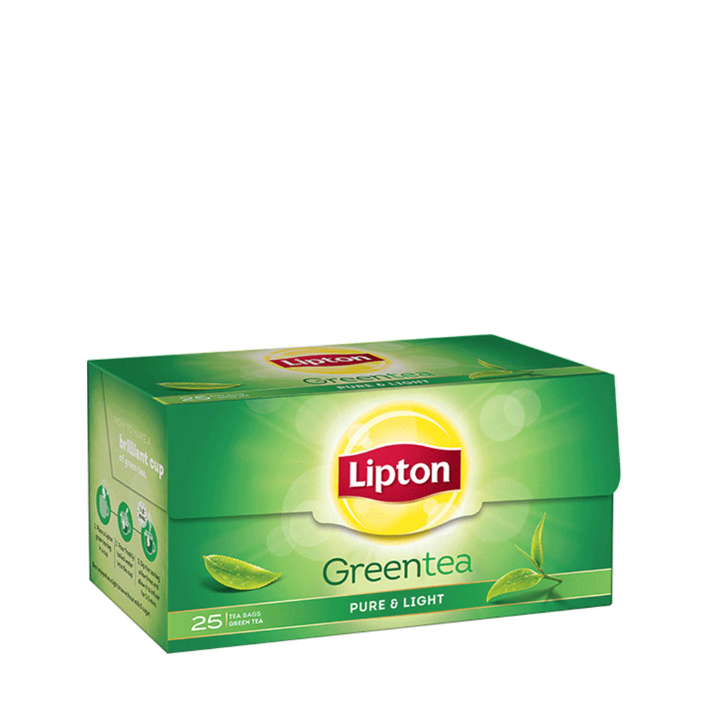 sey>Lipton Green Tea
