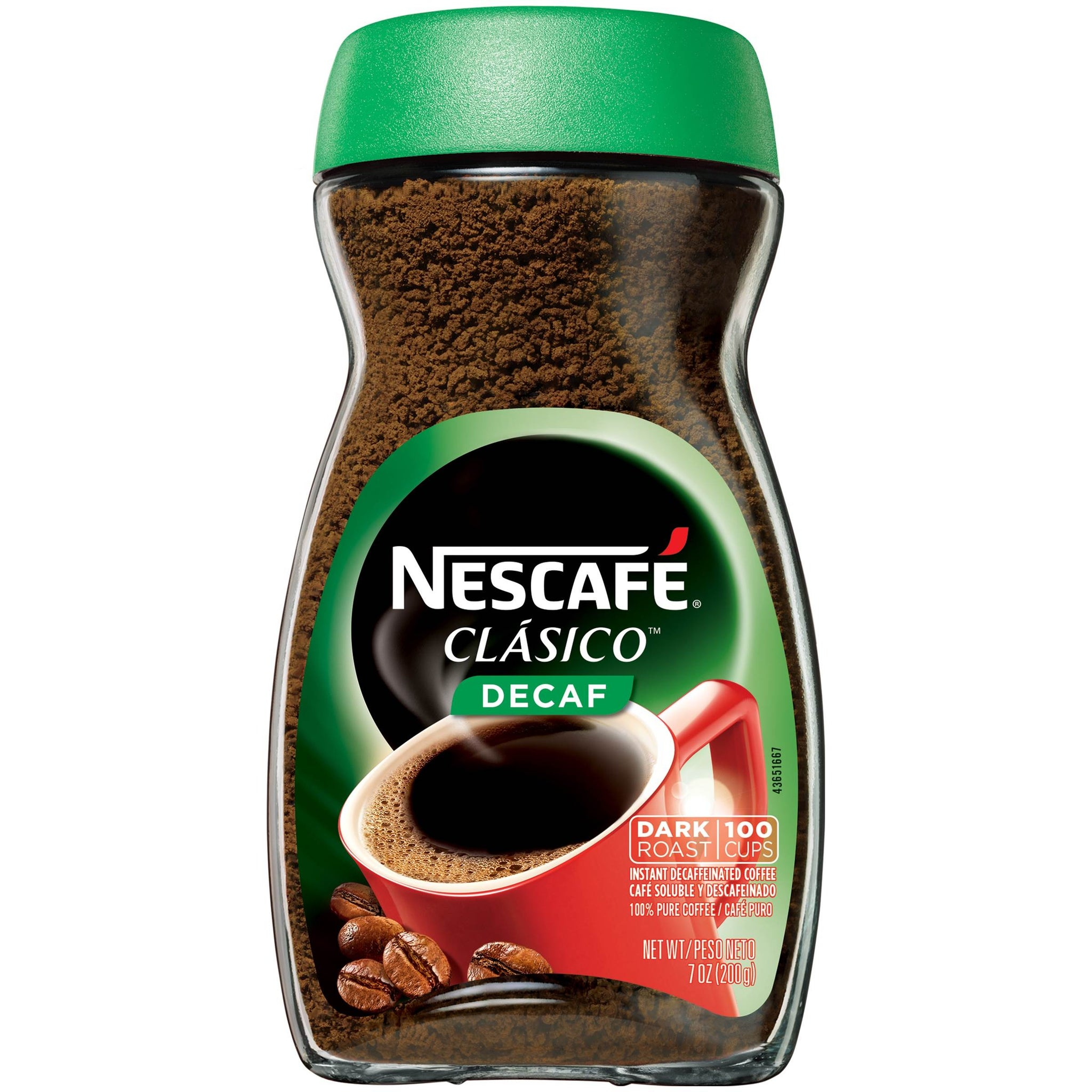 sey>Nestle Instant Coffee (decaf)