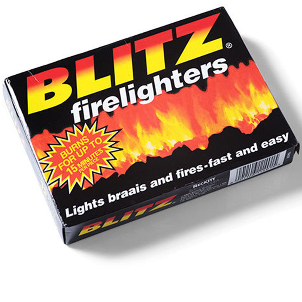 sey>Blitz Firelighter Box