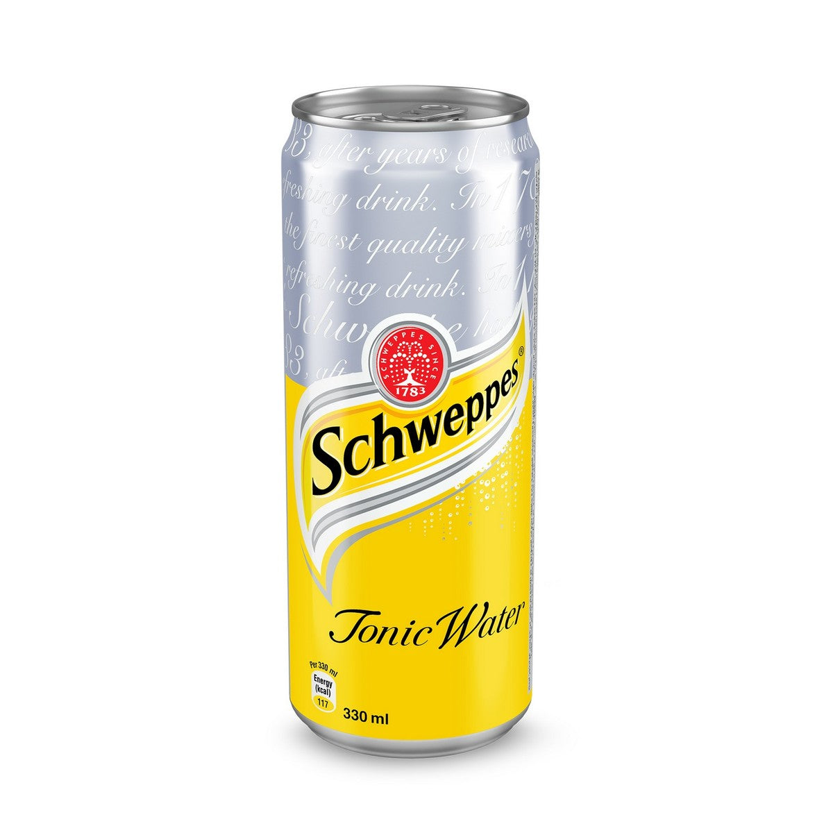sey>Schweppes Tonic Water, 33cl