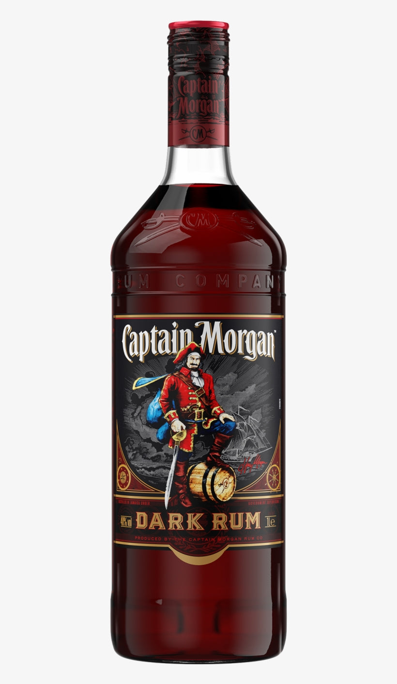 sey>Diageo Captain Morgan's Dark Rum, 700cl