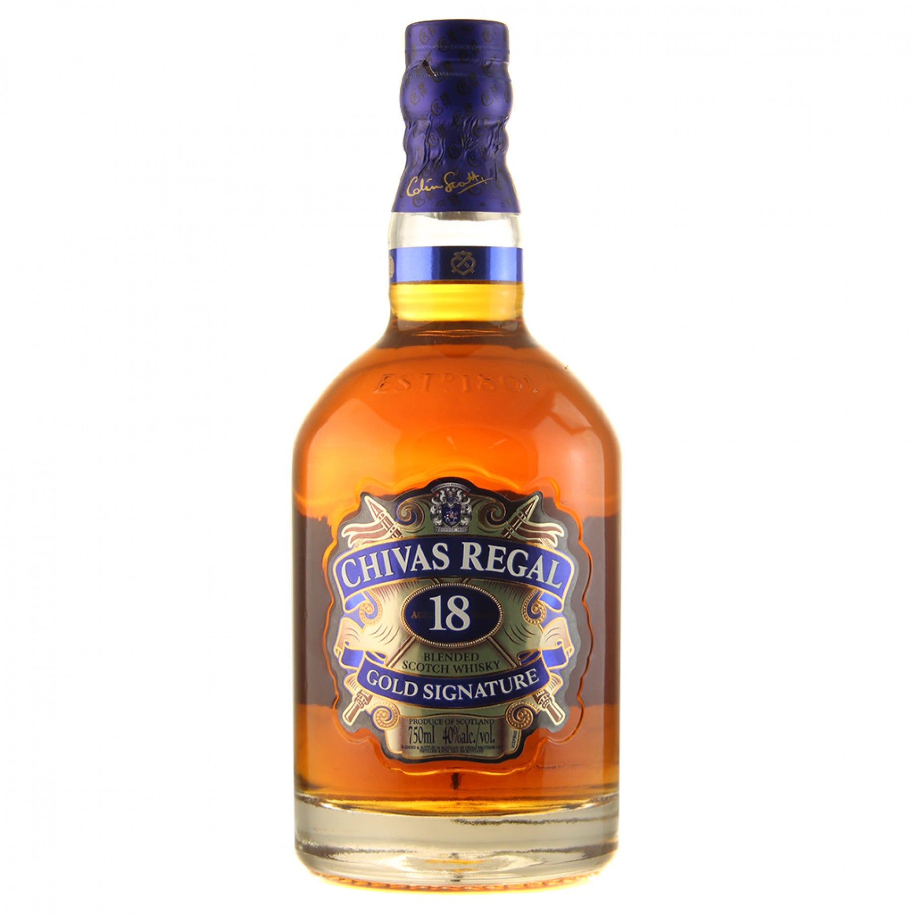 sey>Chivas Regal Whisky 18 Years, 700ml