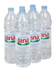 aga>Still Mineral Water - 1,5 L (6 pack) Jana