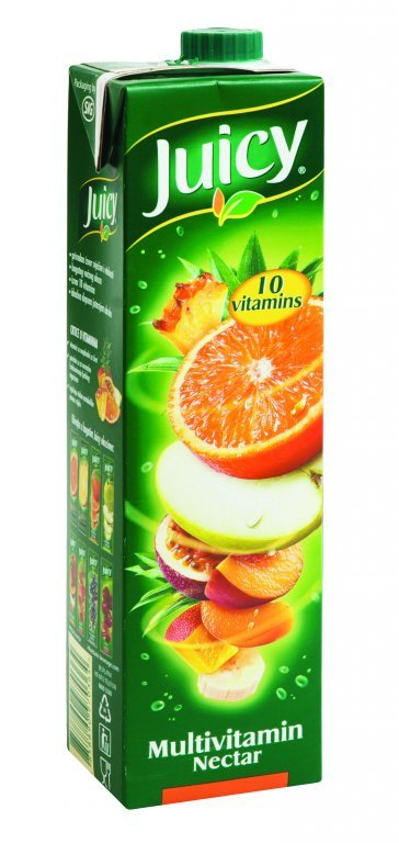 aga>Mixed Fruit Juice 1l