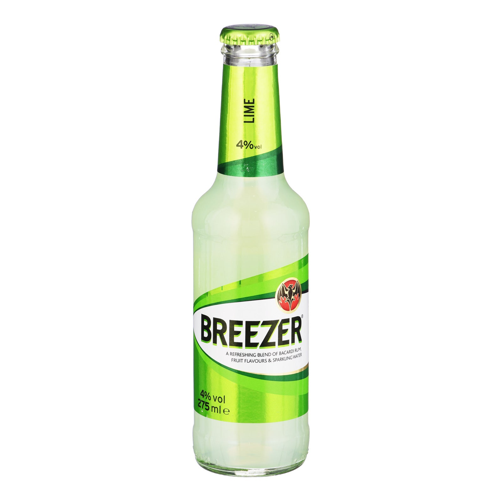 tha>Bacardi Breezer Lime 275 ml